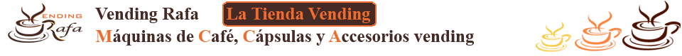 Tienda Online Vending Rafa