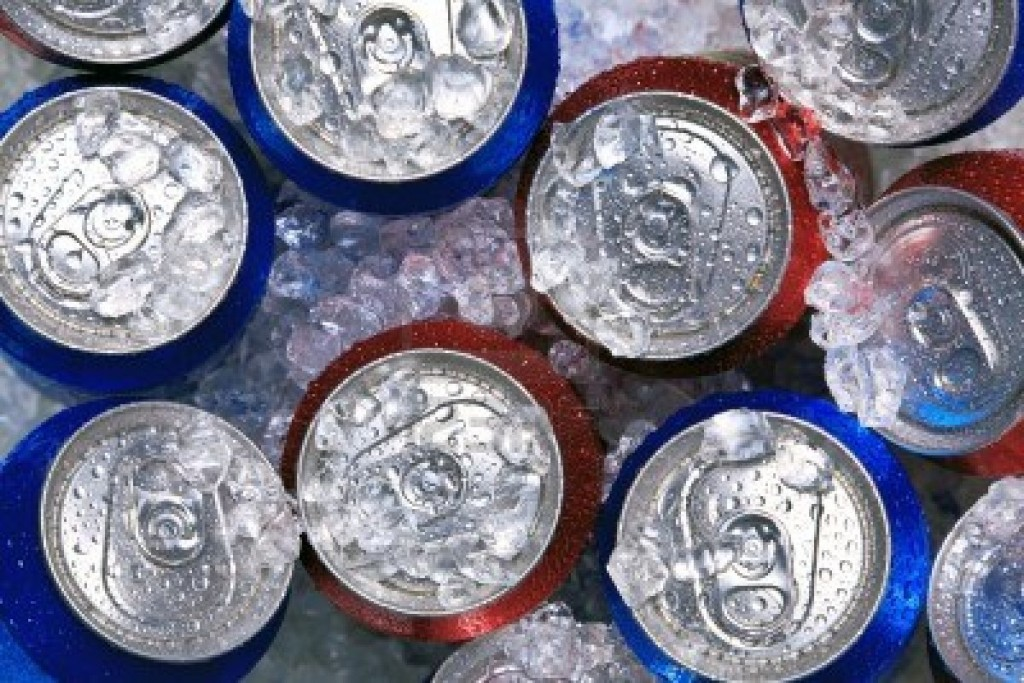 bebidas frías vending